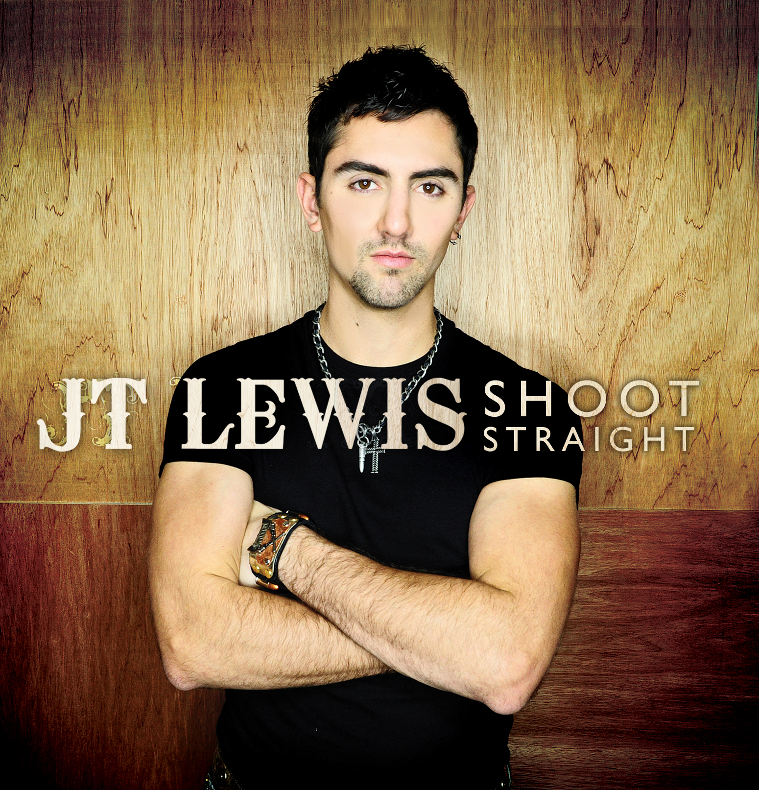 JT Lewis Shoot Straight EP